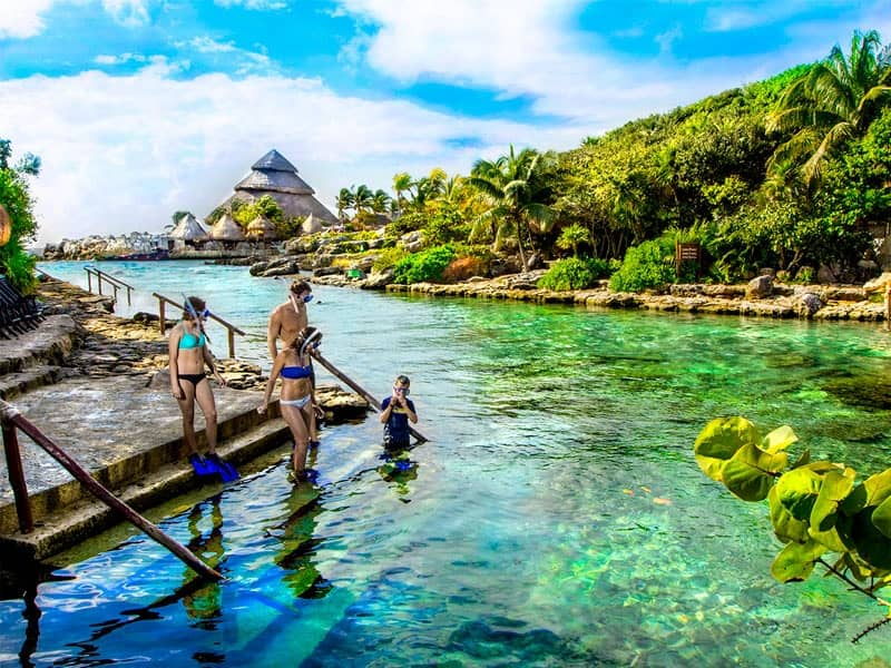 Things to do in cancun and riviera maya for Oficina xcaret cancun