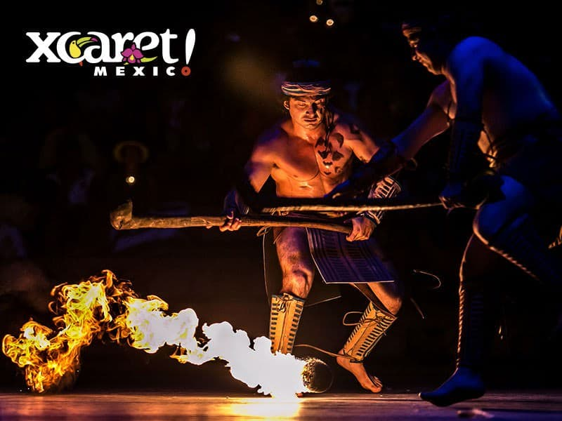 Xcaret Mexico Espectacular Ball